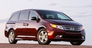 2013 Honda Odyssey Pricing Begins at $29,405