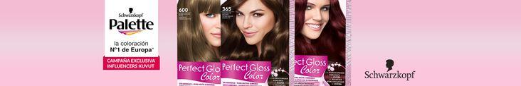 Sortea Ycolabora: SORTEO Schwarzkopf Palette Perfect Gloss Color con...