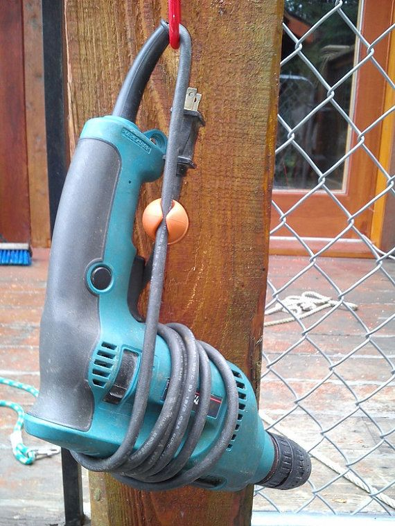 Cords For Electric Power Tools : Best images about corded power tool storage on
