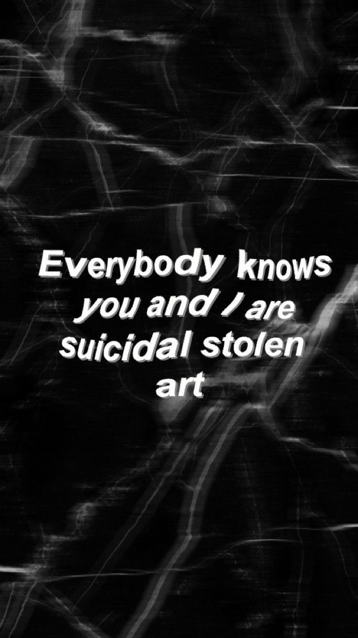 Suicidal grunge quotes