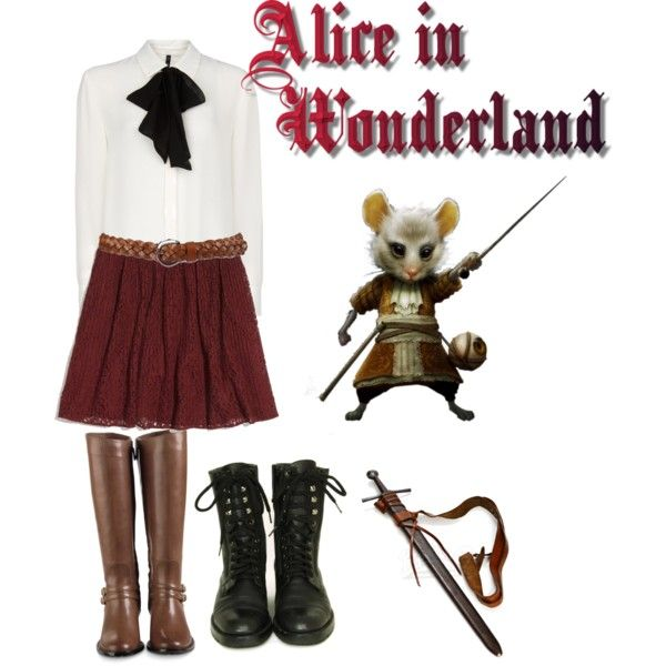 Dormouse Costume | Alice in Wonderland themed party - CP13 ...