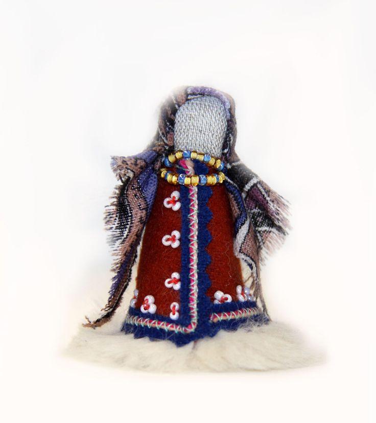 Кукла традиционная «Мансийка»