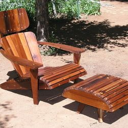 Shop Midcentury Outdoor Chairs on Houzz