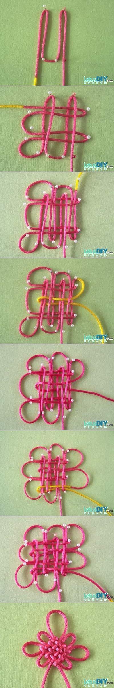 Lunar New Year Ornament DIY | www.FabricArtDIY.com