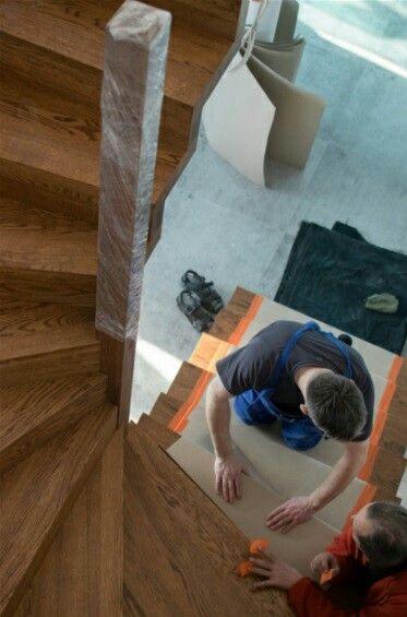 Wraz z zespołem zawsze dbamy z największą precyzją o każdy szczegół :) #schodymika #schody #schodydrewniane #drewno