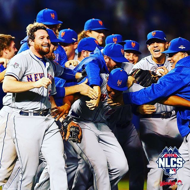 New York Mets • 2015 National League Champions • #OwnOctober #NLCS #NLCS2015