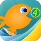 Motion Math: Hungry Fish - Funpup Apps