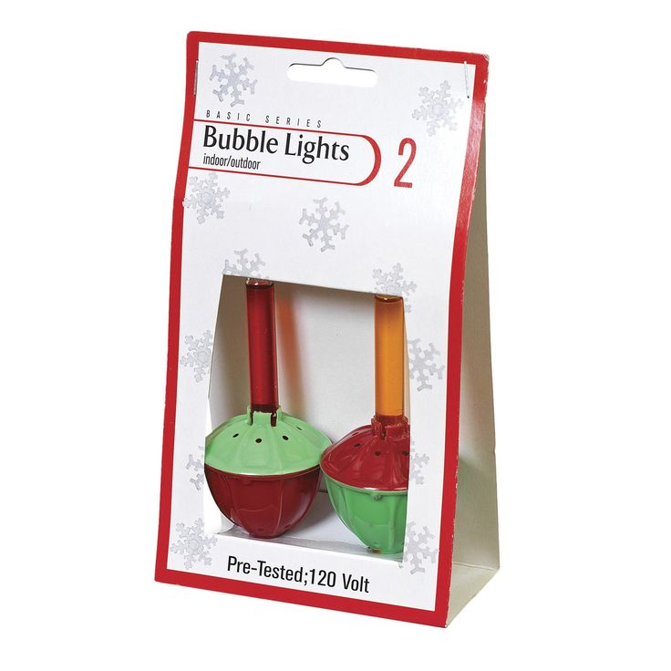 The Jolly Christmas Shop - Set of 2 Replacement Bubble Light Bulbs 693170, $5.99 (http://www.thejollychristmasshop.com/set-of-2-replacement-bubble-light-bulbs-693170/?page_context=category