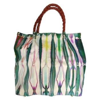 Sac Tie and dye by Mouhib - Travaux en Cours