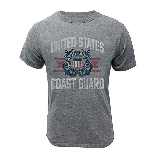 Armed-Forces-Gear-Mens-Coast-Guard-Vintage-Basic-T-Shirt-0