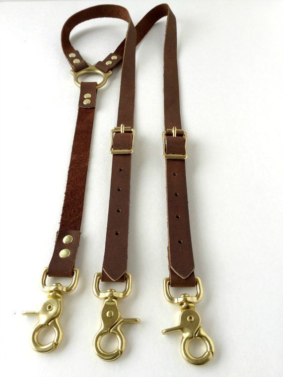 Hey, I found this really awesome Etsy listing at https://www.etsy.com/listing/233673417/mens-leather-suspenders