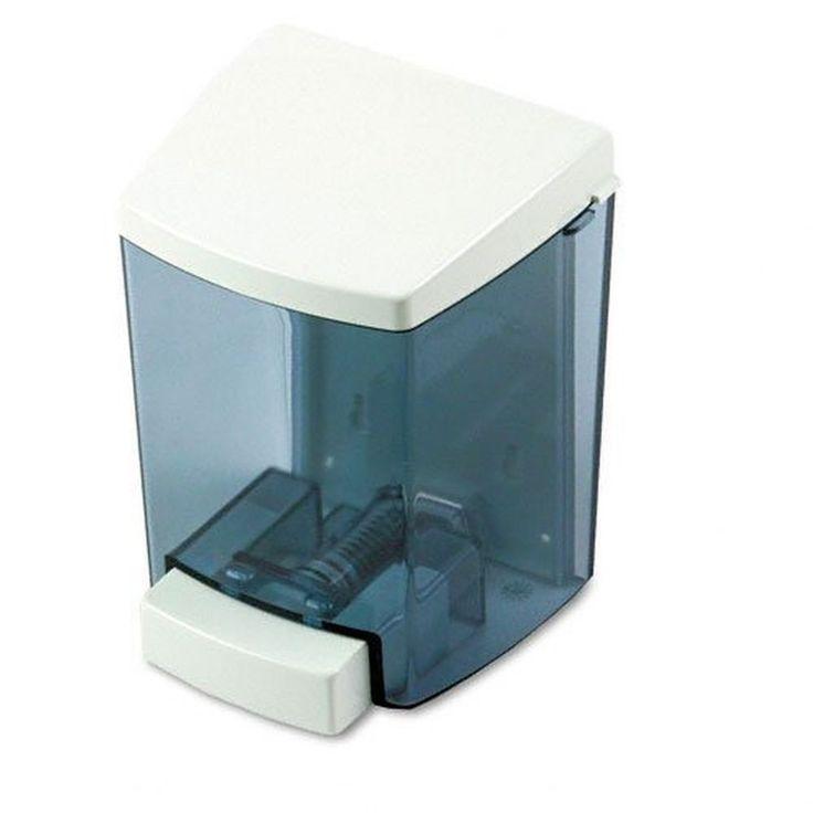 Impact 9330 White 30 Oz. ClearVu Encore Soap Dispenser 1 2DAYSHIPPING #Impact