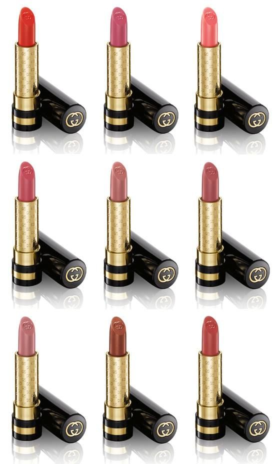 dcfde786b2 Gucci Beauty Fall 2014 Collection