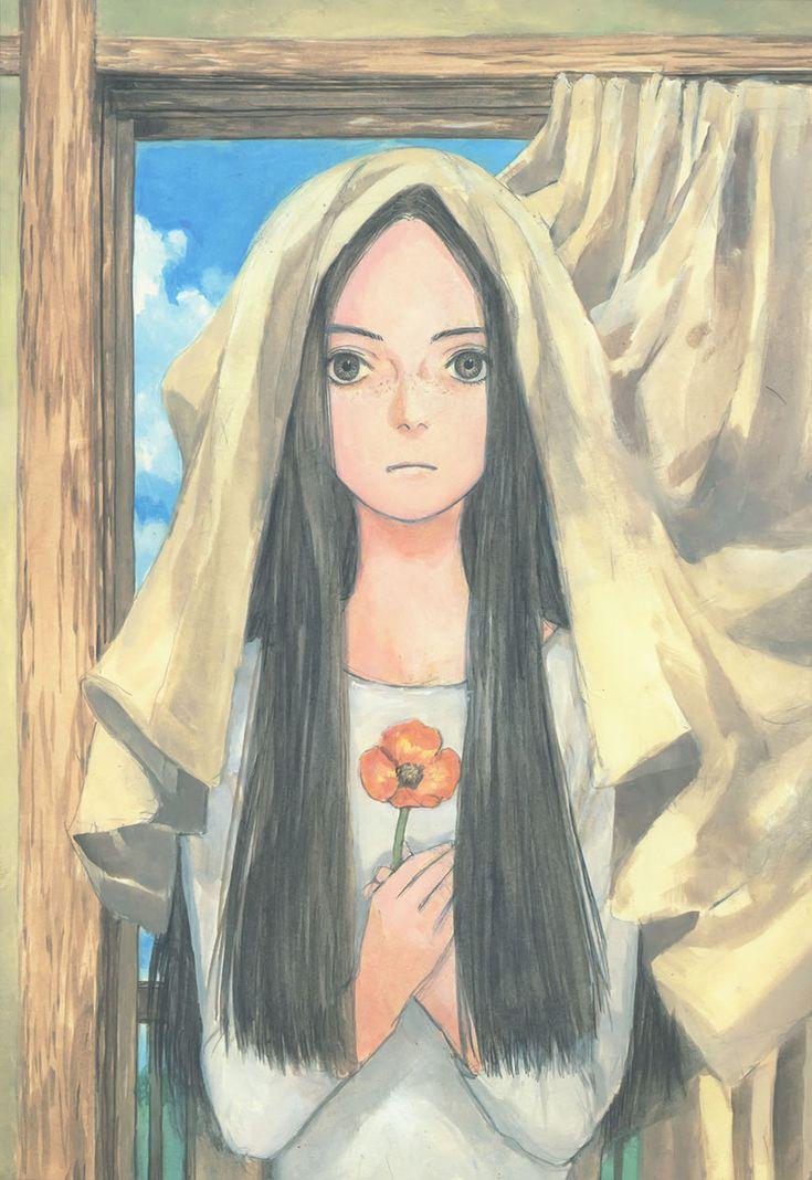 Sasurai Memories of Emanon written by Kajio Shinji, drawn by Kenji Tsuruta