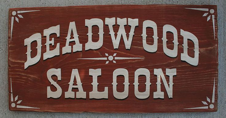 Old West Saloon Sign Wood Signs Old West Saloon