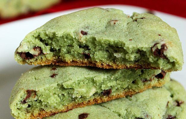 Мятное печенье - кулинарный пошаговый рецепт с фото на KitchenMag.ru