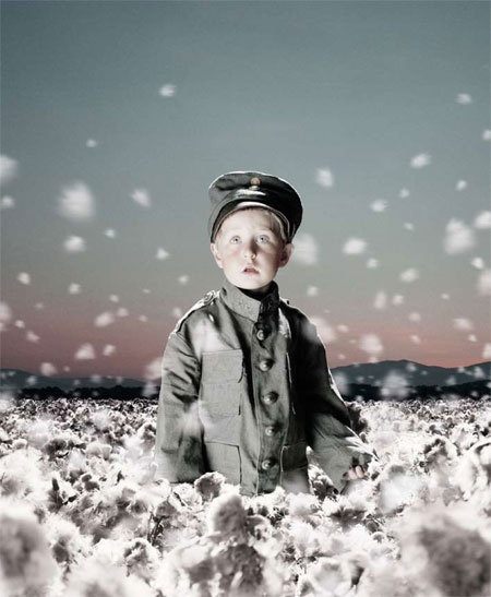 """Boy in Thistlefield"" | Helena Blomqvist"