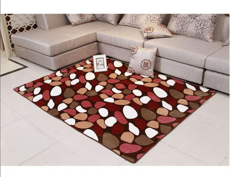 2017 Cartoon Baby Crawling Mats Non-slip Soft Carpet For Living Room Door Mats Rugs For Bedroom Bathroom Kitchen Waterproof Mats
