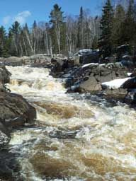 Cascades Conservation Area