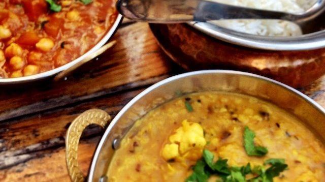 Vegan essen im Berliner Wedding: Naveena Path | Deutschland is(s)t vegan