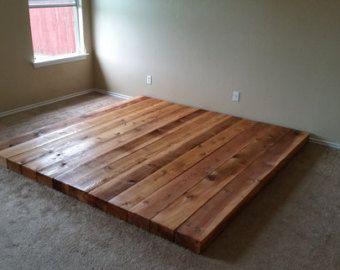 best 25 wood platform bed ideas on pinterest platform beds platform bed and wooden platform bed - Wooden Platform Bed Frame