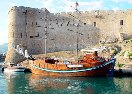 Kyrenia Castle ~ Cyprus