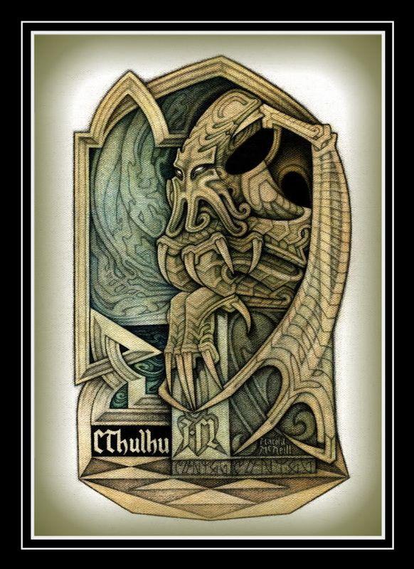 CTHULHU by Harold Arthur McNeill
