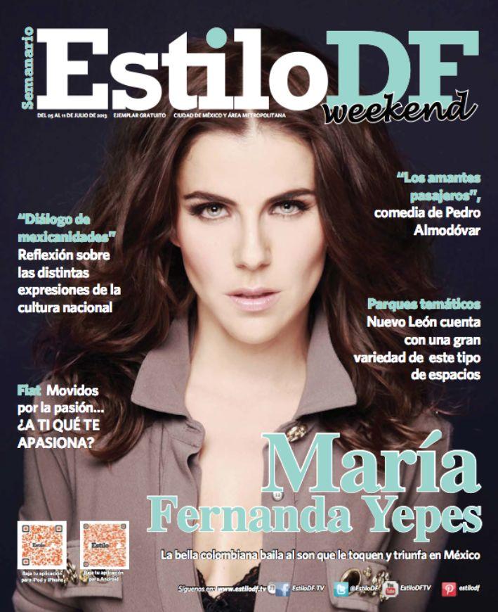 María Fernanda Yepes 5 de julio de 2013