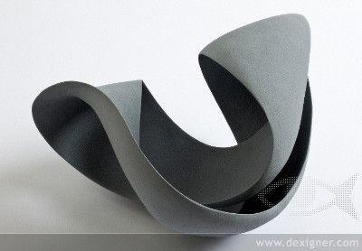 Twisted Grey Loop