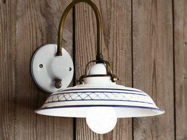 Provenza wall lamp by aldo bernardi