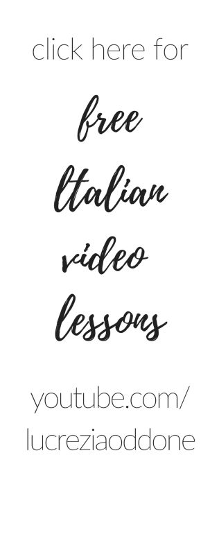 Italian Language, Culture & Lifestyle by Lucrezia Oddone