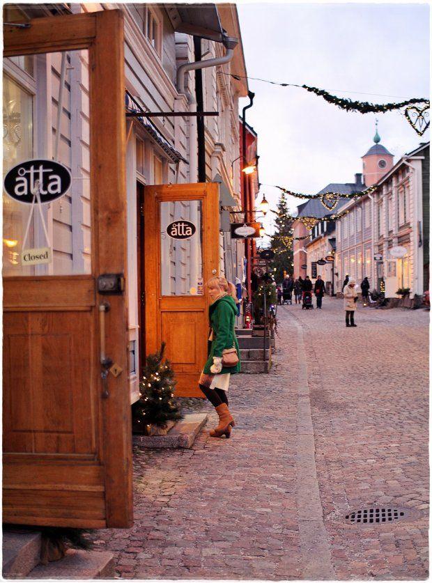 Porvoo, #Finland http://www.menaiset.fi/alue/kalastajan_vaimo