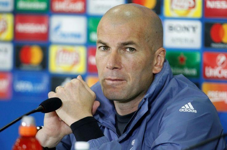No let up from Real Madrid, Zidane warns Napoli