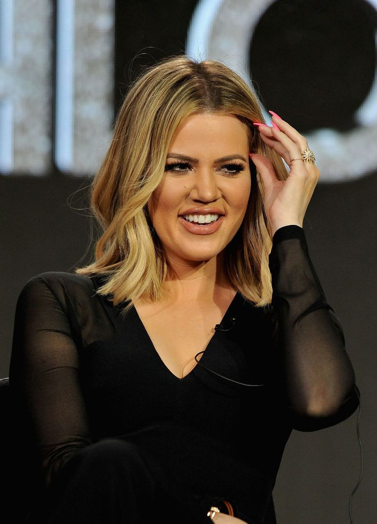 Following her appearance on Live! With Kelly and Michael, everyone has been buzzing about Khloe Kardashian's haircut. (ICYMI: She told the show hosts she...