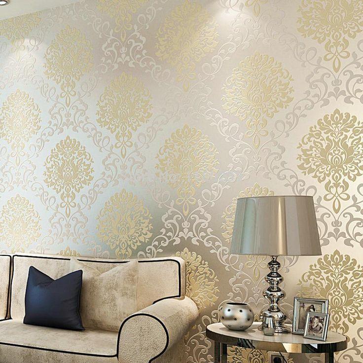 Die besten 25+ Wandgestaltung lila grau Ideen auf Pinterest - wandgestaltung
