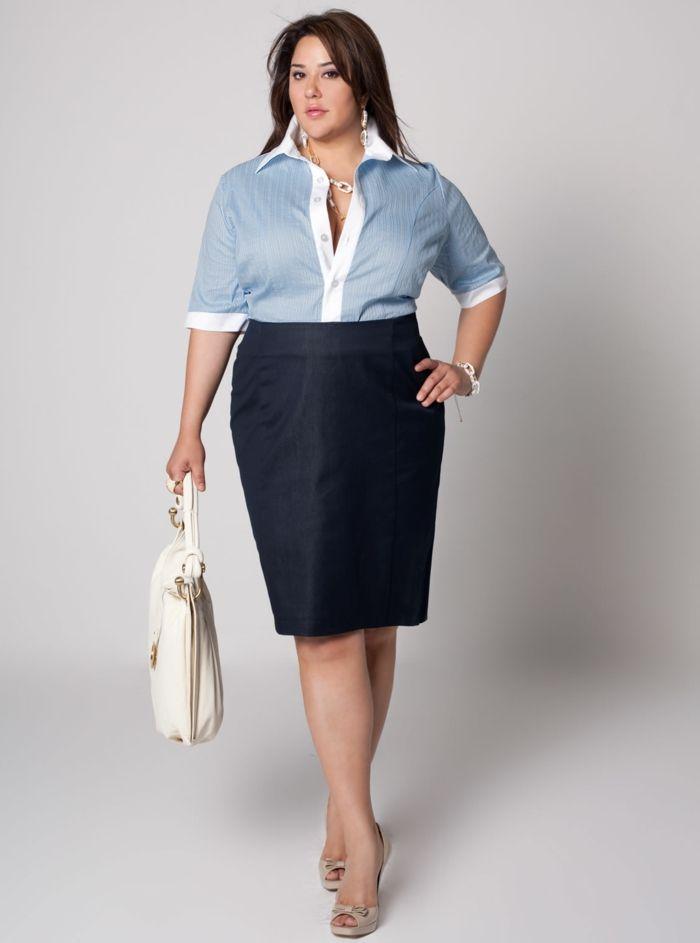 Pin auf Frauen PLUS-SIZE Mode Top 100+ Geschenkideen