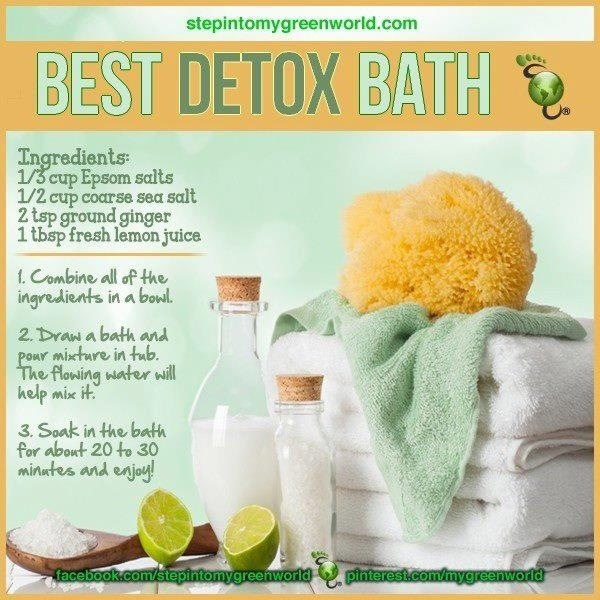 #detoxbath  All things fitness and activity related that are parts of California lifestyle #california #lifestyle #fitness #health #LA