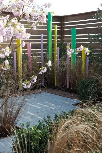 Show gardens in Seine Suresnes at the end of  The month is an opportunity to meet and observe what professionals in the Ile de France offers as landscaping.
