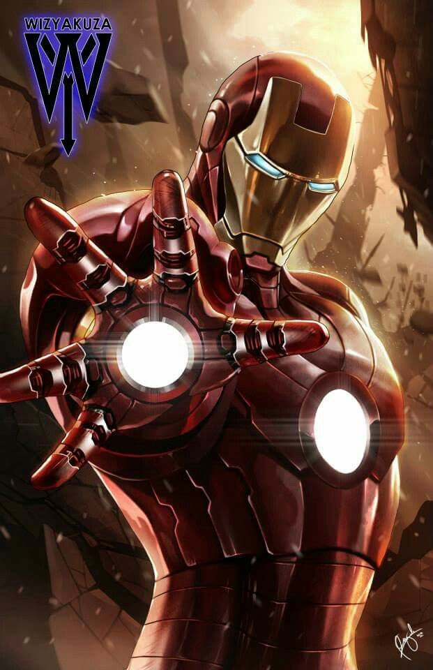 I'm the IRONMAN