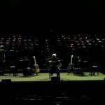 Claudio Baglioni Video backstage Milano