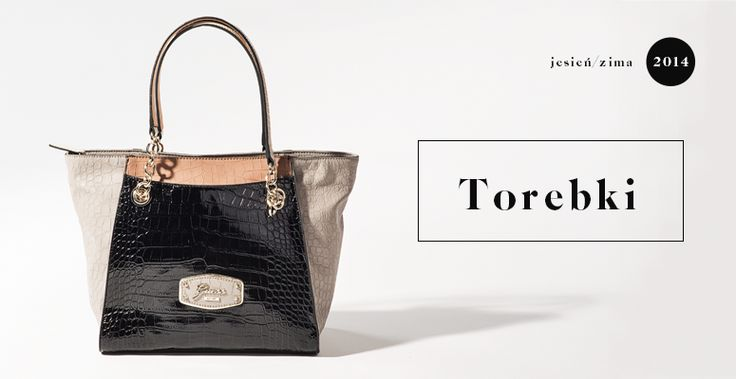 #buty #butypl #torby  #bags #newcollection #fallwinter14 #fw14 #black #handbags