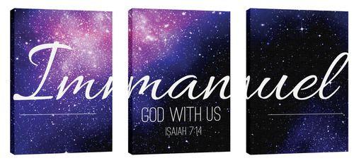 Immanuel Isaiah 7:14