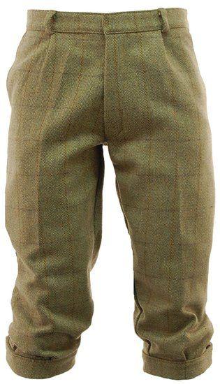 Men's Vintage Christmas Gift Ideas Derby Tweed Breeks - 30 to 44
