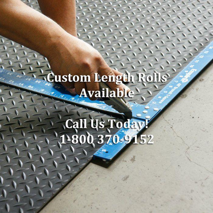 Diamond Plate Garage Flooring Roll In Black Rubber Mat Rolled Rubber Flooring Diamond Plate