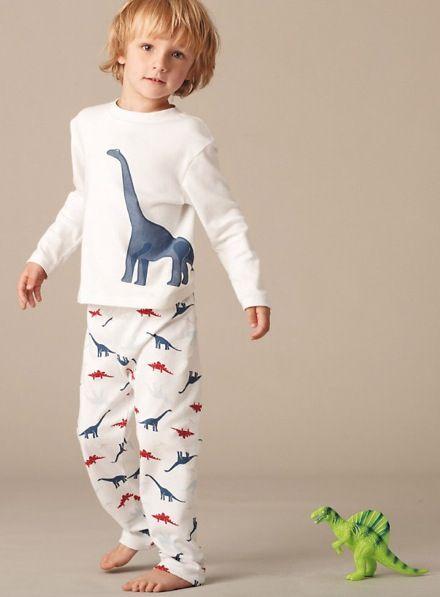 The White Company, pijamas para niños, básicos de moda infantil de The White Company