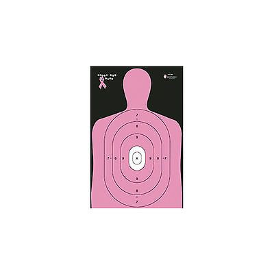 Targets 73978: Law Enforcement Targets B-27E Shoot For The Cure Silhouette Targets 100 Per Case -> BUY IT NOW ONLY: $33.27 on eBay!