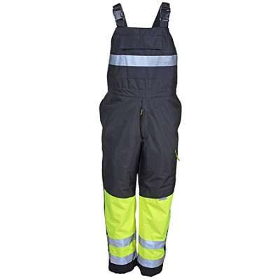 I would love this winter wear...Occunomix Overalls: SP BIB YLW Reflective Waterproof Insulated Bib Overalls