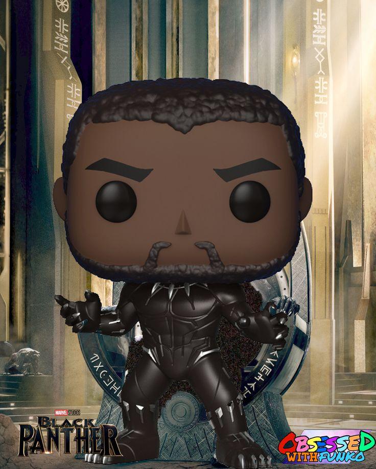 Happy 41st Birthday @Marvel #TChalla #Blackpanther @chadwickboseman #FunkoPop #obsessedwithfunkopopvinyls @OBSESSEDwithPOP @OriginalFunko