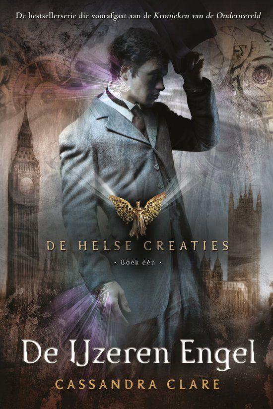 De Helse Creaties Boek één: De IJzeren Engel