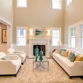 Very Beachy Feel To This Beautiful Living Room Call Frank S Glass For Your